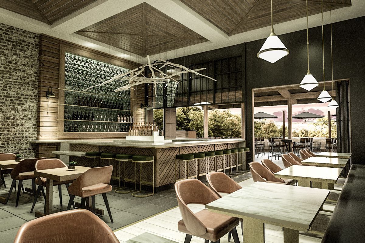Stylish Social Club And Restaurant Coming To Carlsbad Eater San Diego