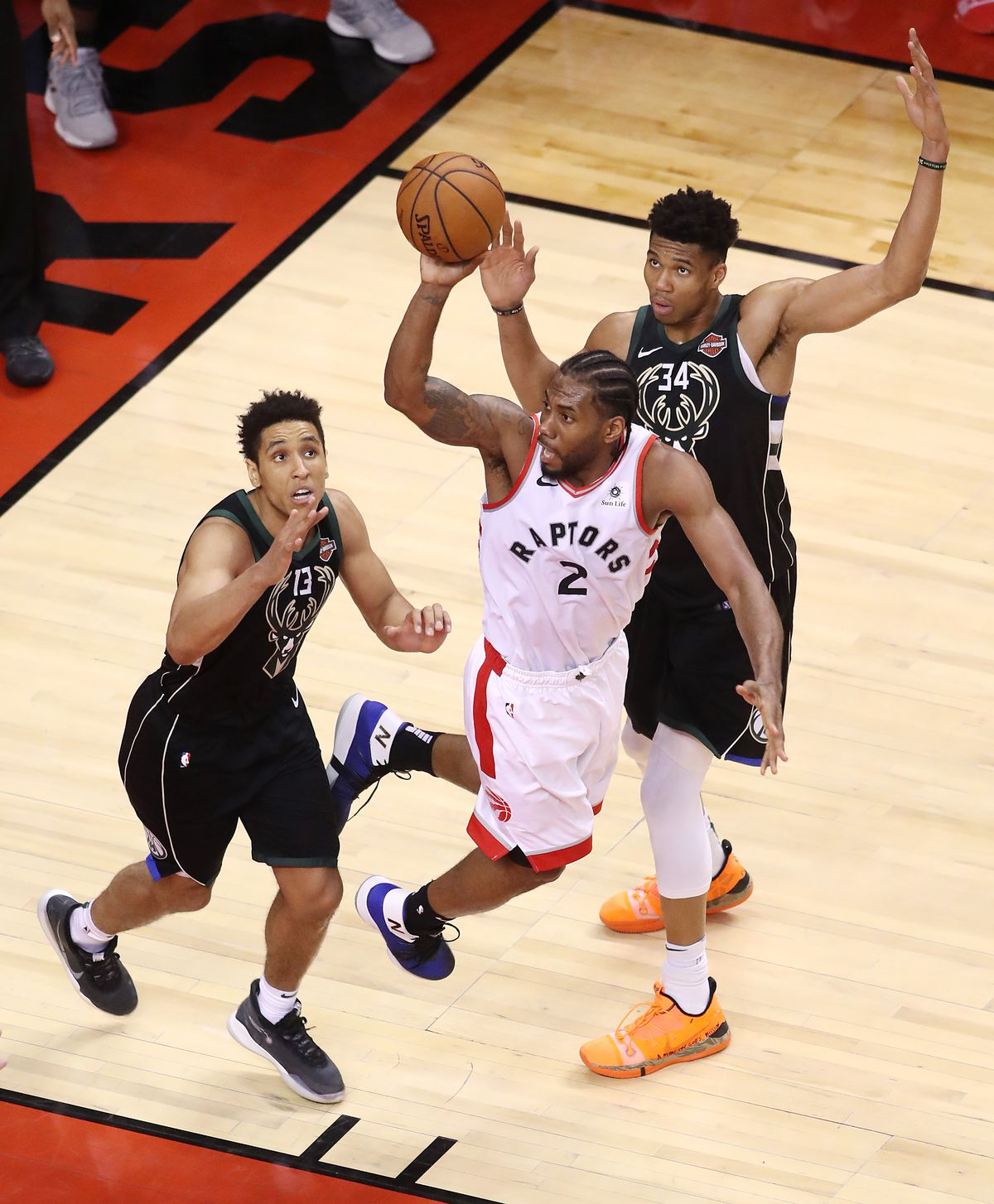 Milwaukee Bucks v Toronto Raptors - Game Six