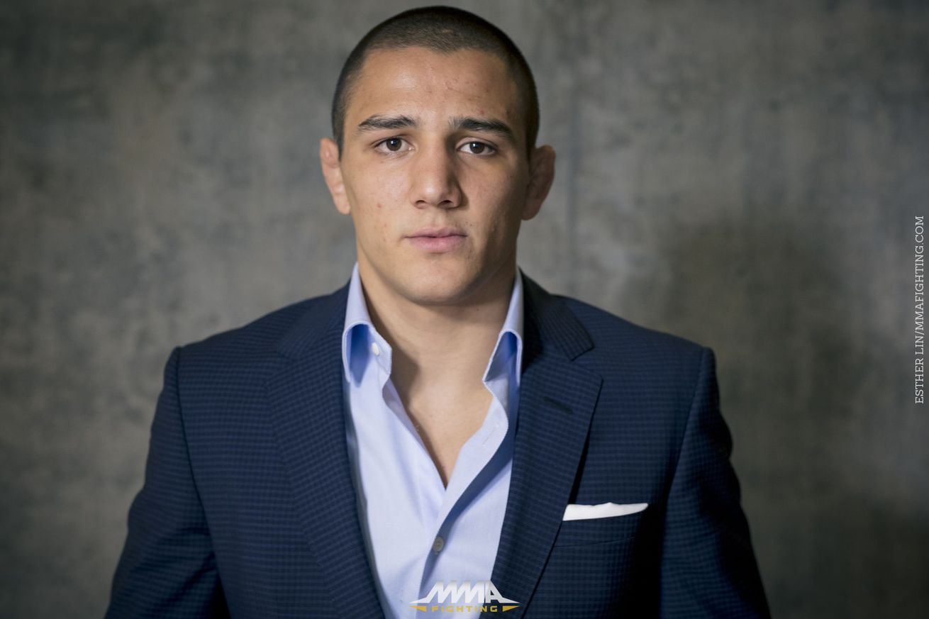 Aaron Pico: James Gallagher needs to 'grab his nuts and fight'