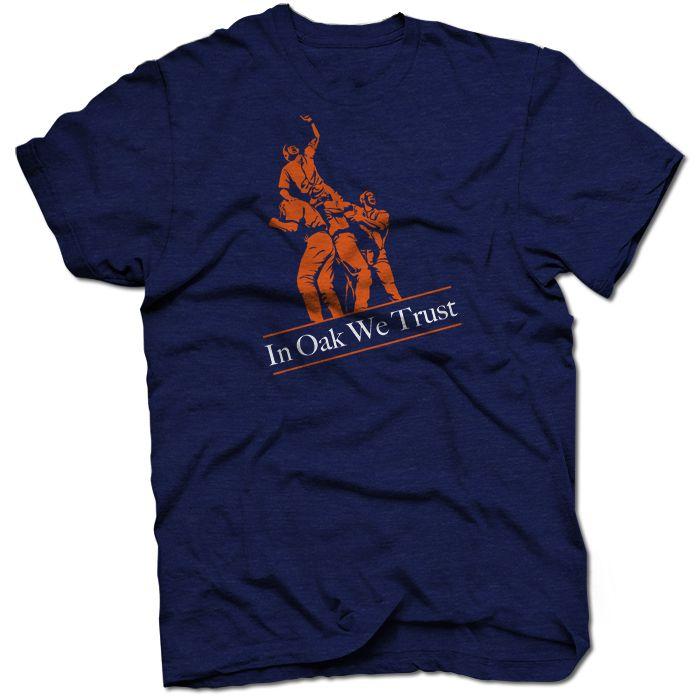 In Oak We Trust Shirt - Full