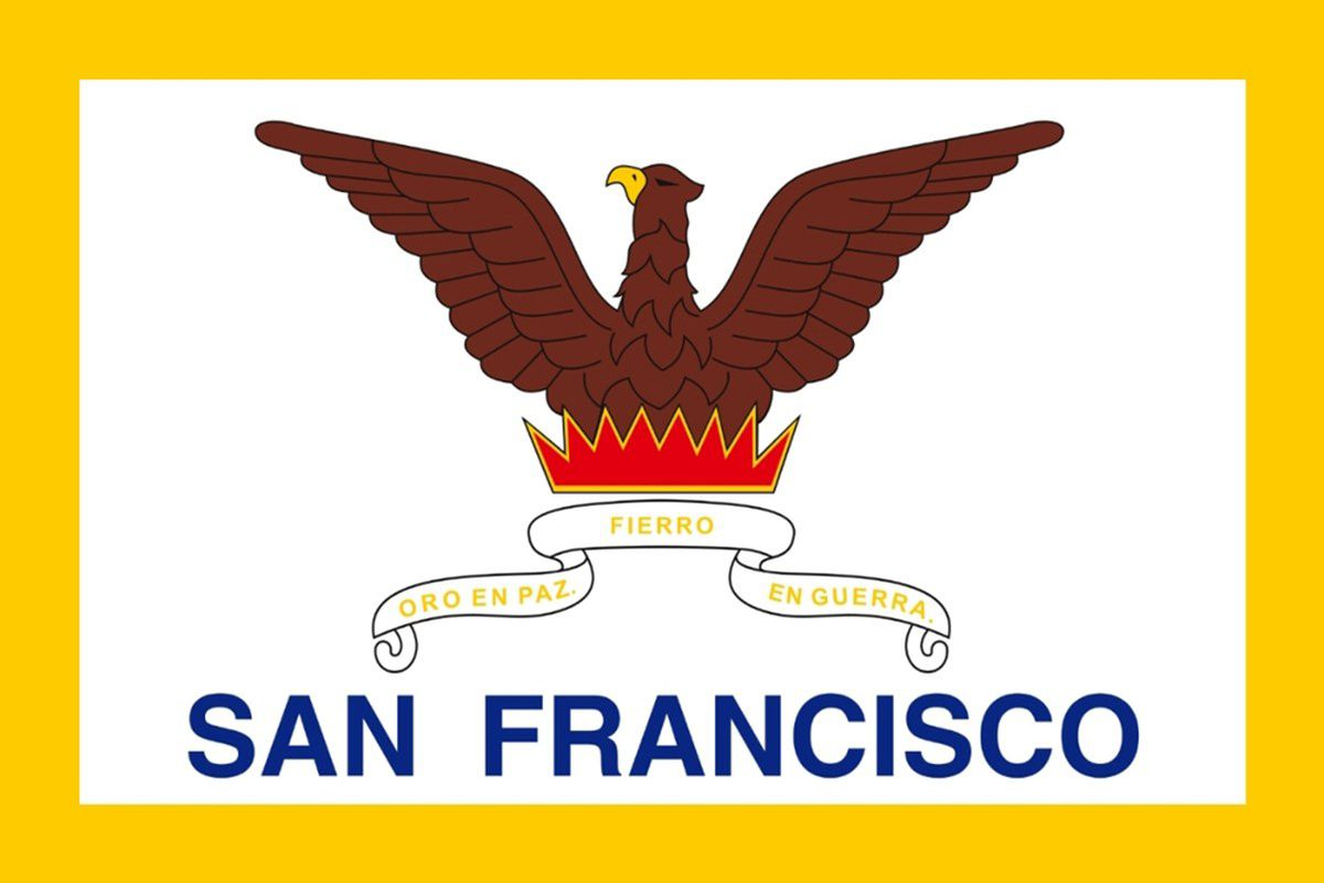 San Franciscos Flag Should It Be Redesigned Curbed Sf