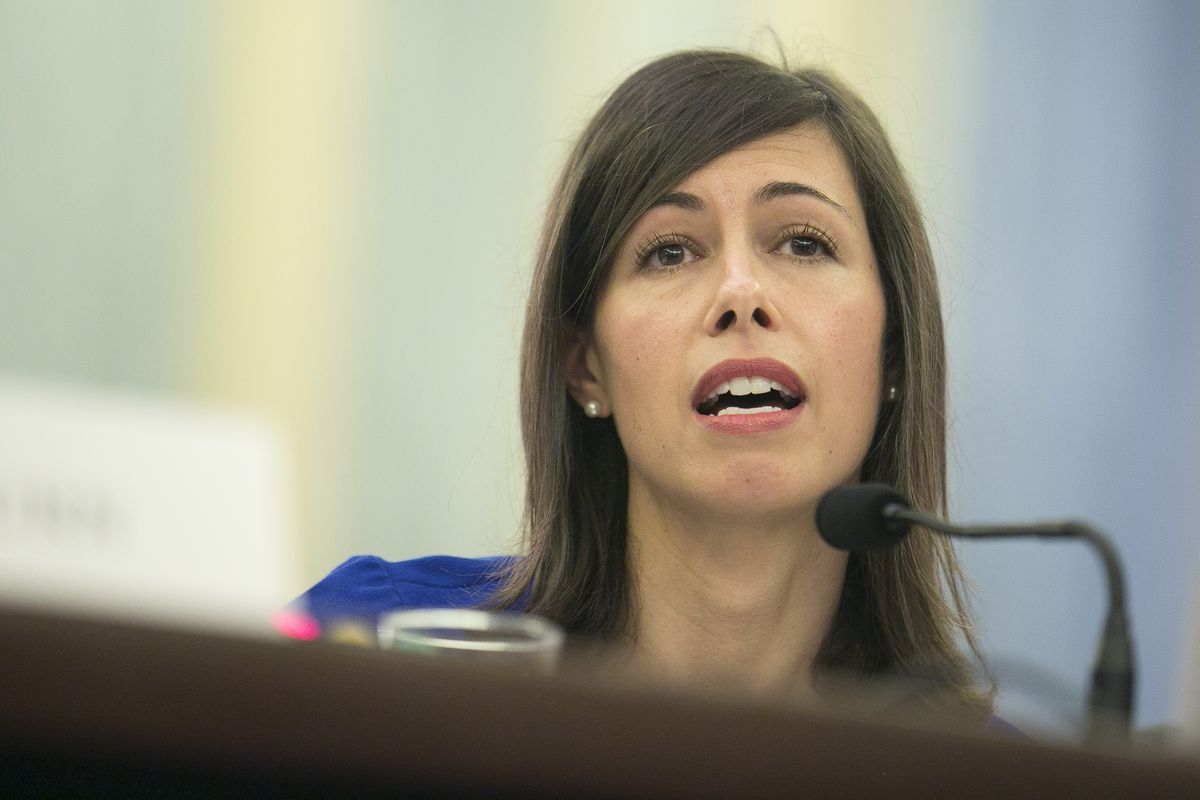 President Donald Trump has nominated Jessica Rosenworcel as an FCC commissioner