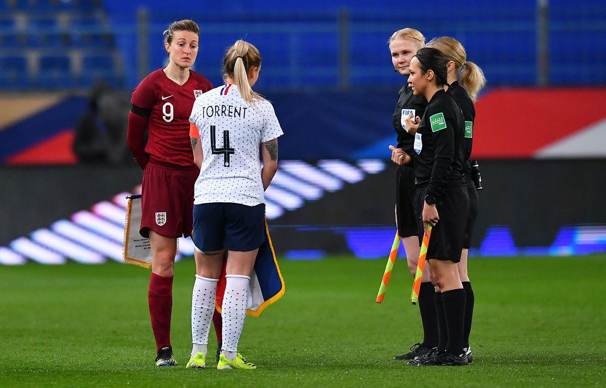 France Women v England Women: International Match