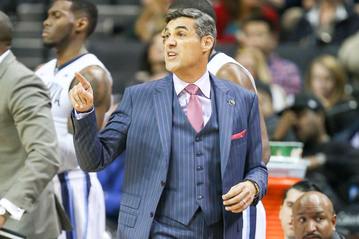 Jay Wright Suit Watch Stanford VU Hoops