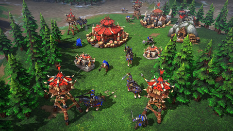 Warcraft 3: Reforged is an HD remaster of the classic RTS, out 2019