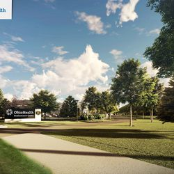 The complex is expected to be ready in the summer of 2021