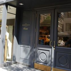 J.Crew Bridal Boutique on Madison Avenue