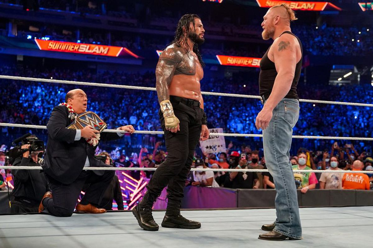 Revealed: WWE's Plans For Next Roman Reigns Vs. Brock Lesnar Match 81