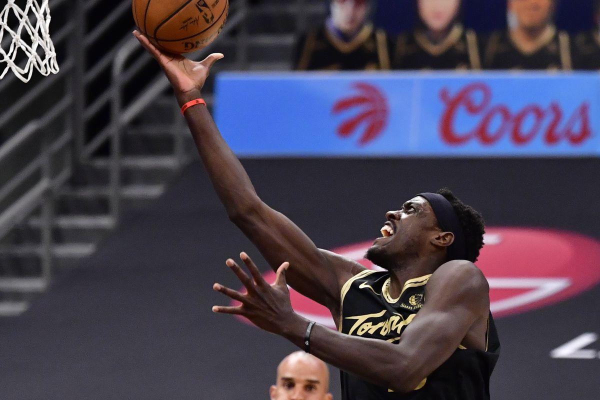 Washington Wizards v Toronto Raptors