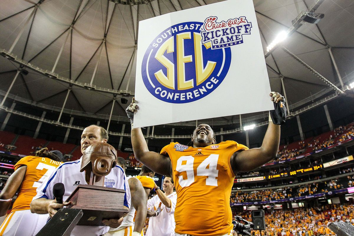 Happier Times For the Vols