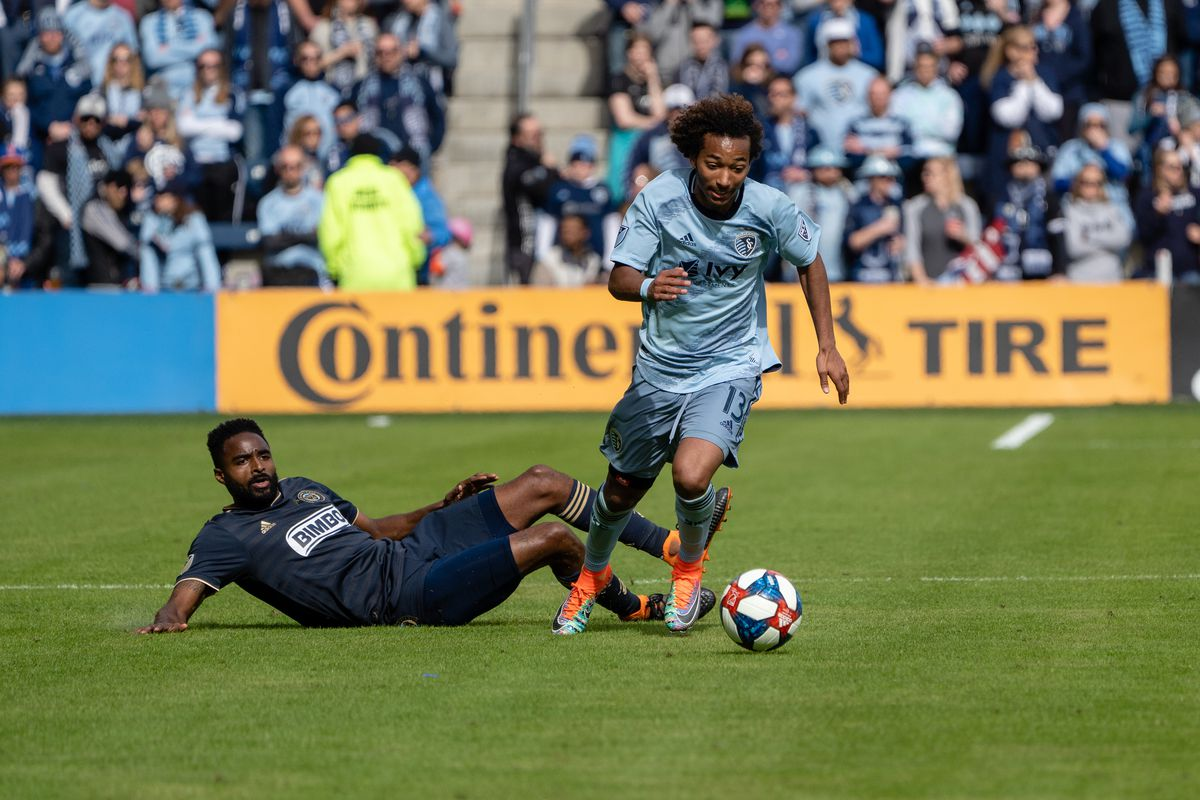 Sporting Kansas City's Busio named to USMNT U-17 World Cup roster