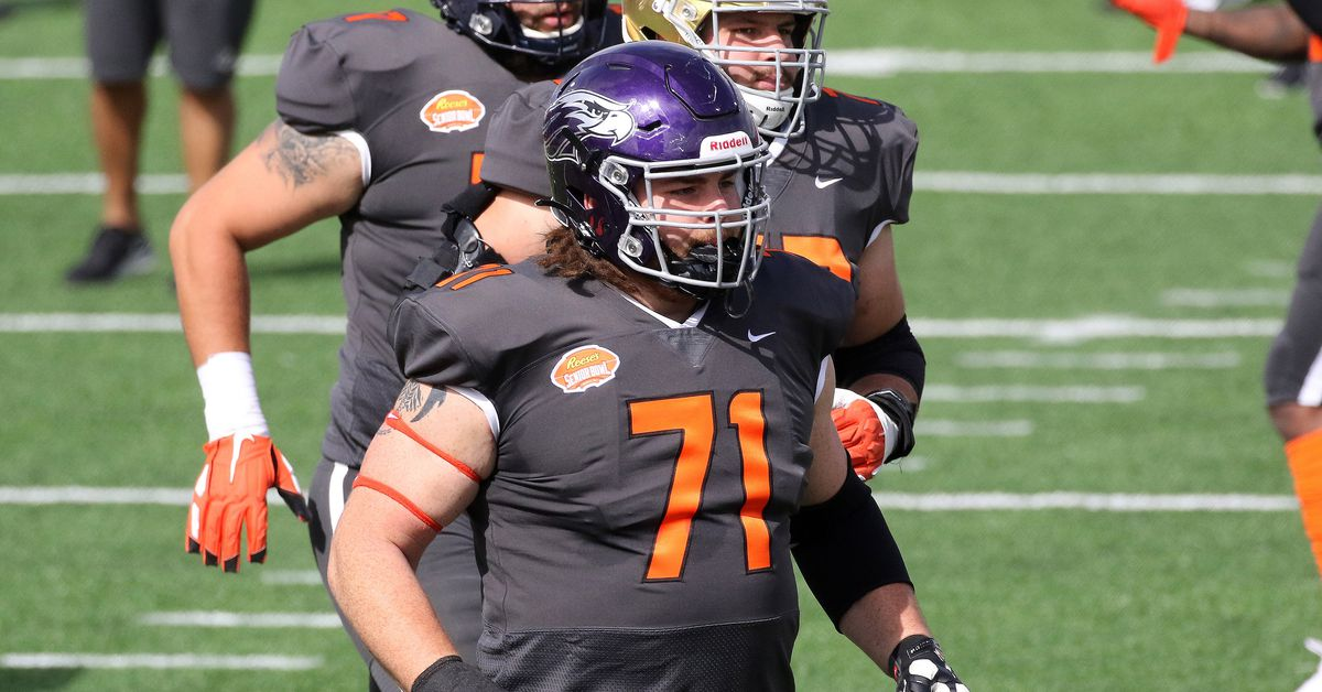 Bengals News (4/19): More depth in trenches