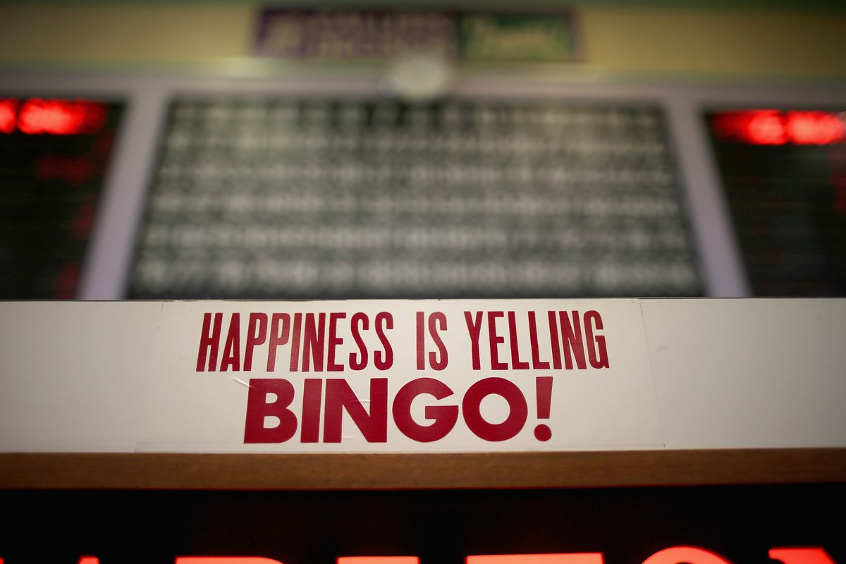 Tax Breaks For Bingo Announced In The Budget