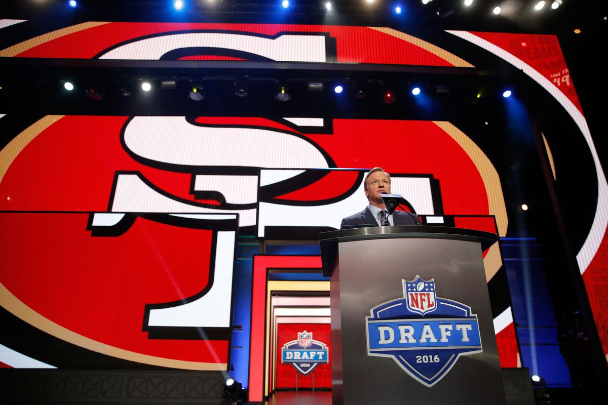 0e1e5c869e2 2019 NFL Draft  San Francisco 49ers are now on the clock with the ...