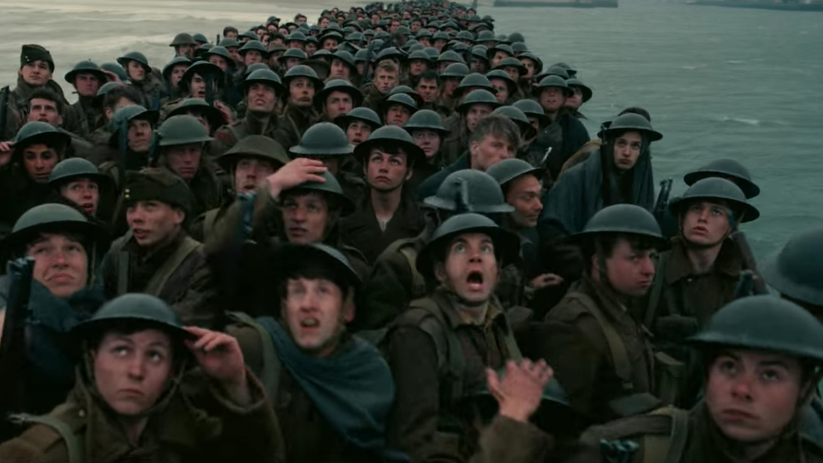 Watch the first trailer for Christopher Nolan's World War ...