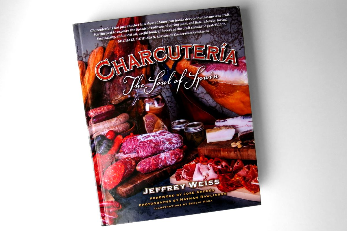 first look spanish charcuterie cookbook charcutería eater
