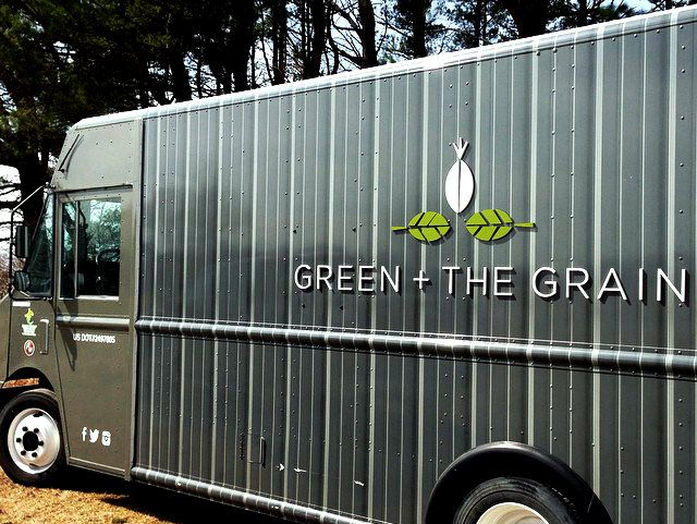 green + grain