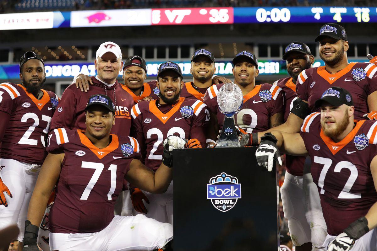 Belk Bowl - Arkansas v Virginia Tech