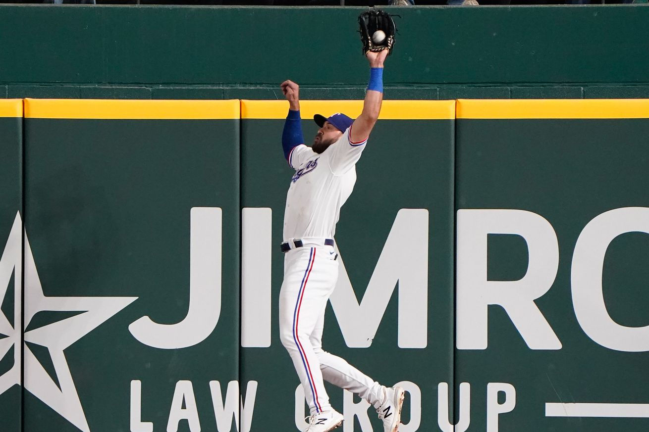 MLB: Baltimore Orioles at Texas Rangers