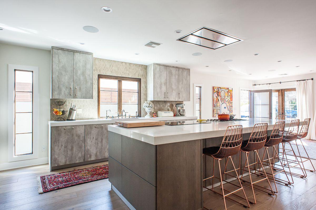 Ludo Lefebvre's Home Kitchen Gallery