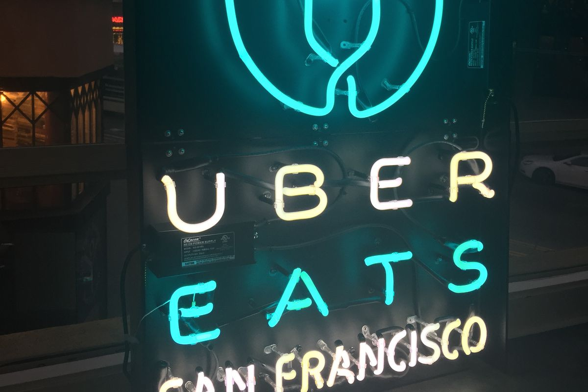 Uber Eats Launches Standalone App Expands To All Day