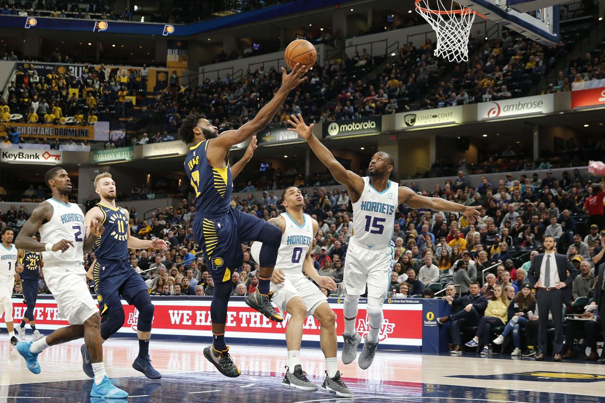 NBA: Charlotte Hornets at Indiana Pacers