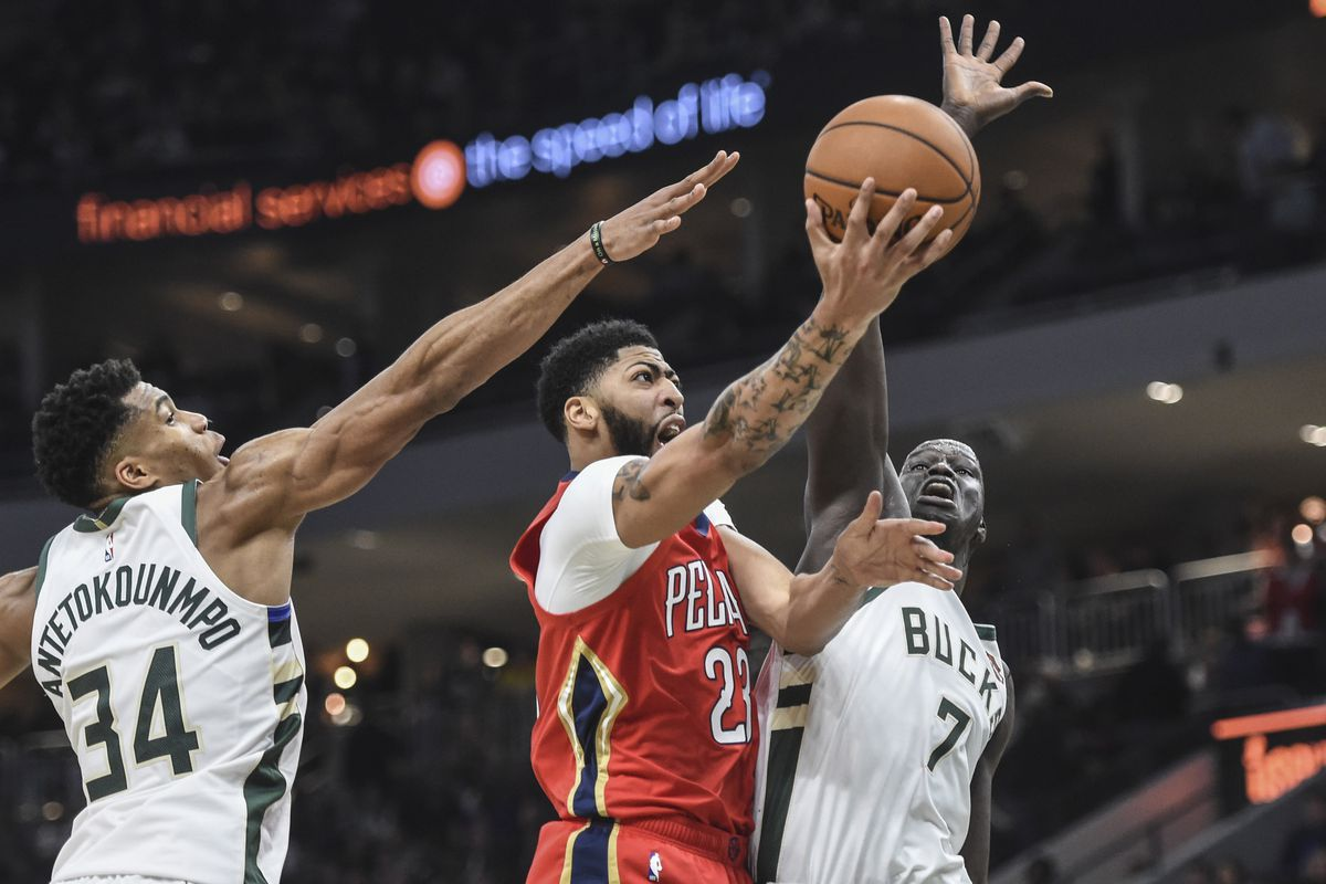e38a1f16f Don t Hold Your Breath  Milwaukee s Chances in the Anthony Davis Sweepstakes