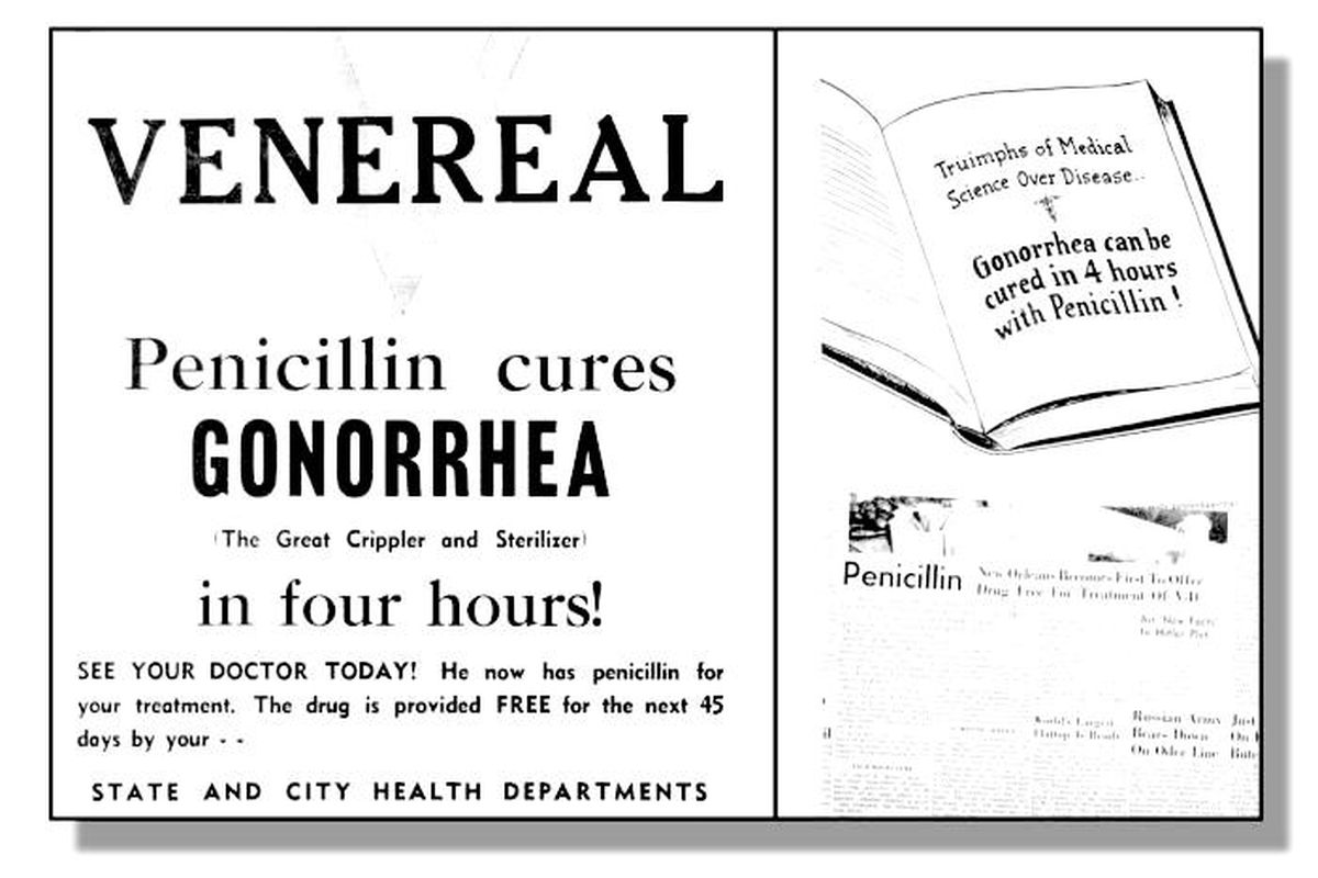 ciprofloxacin used to treat gonorrhea