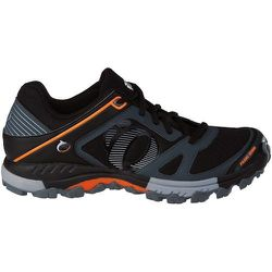 """Sport: Cycling. <strong>Pearl Izumi</strong> Men's X-Alp Seek V Bike Shoes in Black/Orange,  <a href=""""http://www.ems.com/product/index.jsp?productId=17170436&cp=3677345.3737440.11534162"""">$110</a> at Eastern Mountain Sports"""