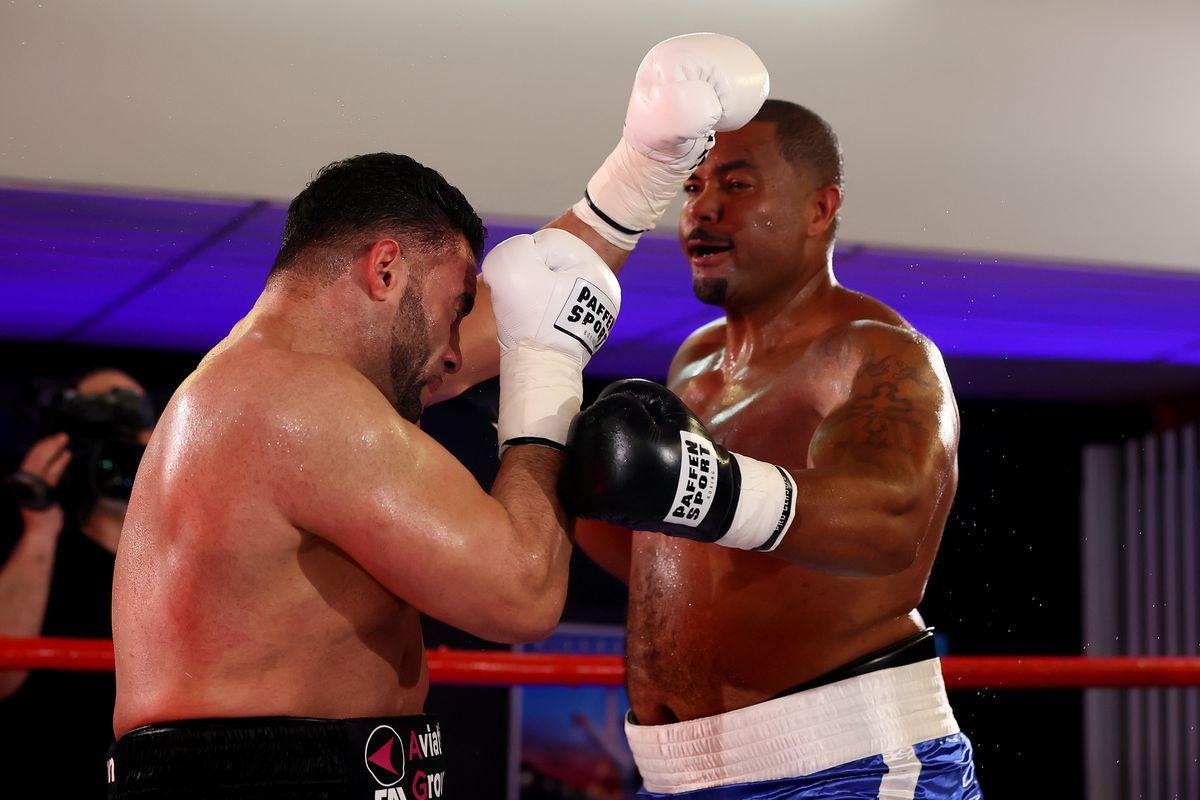 Mahmoud Charr v Christopher Lovejoy - WBA Heavyweight Fight