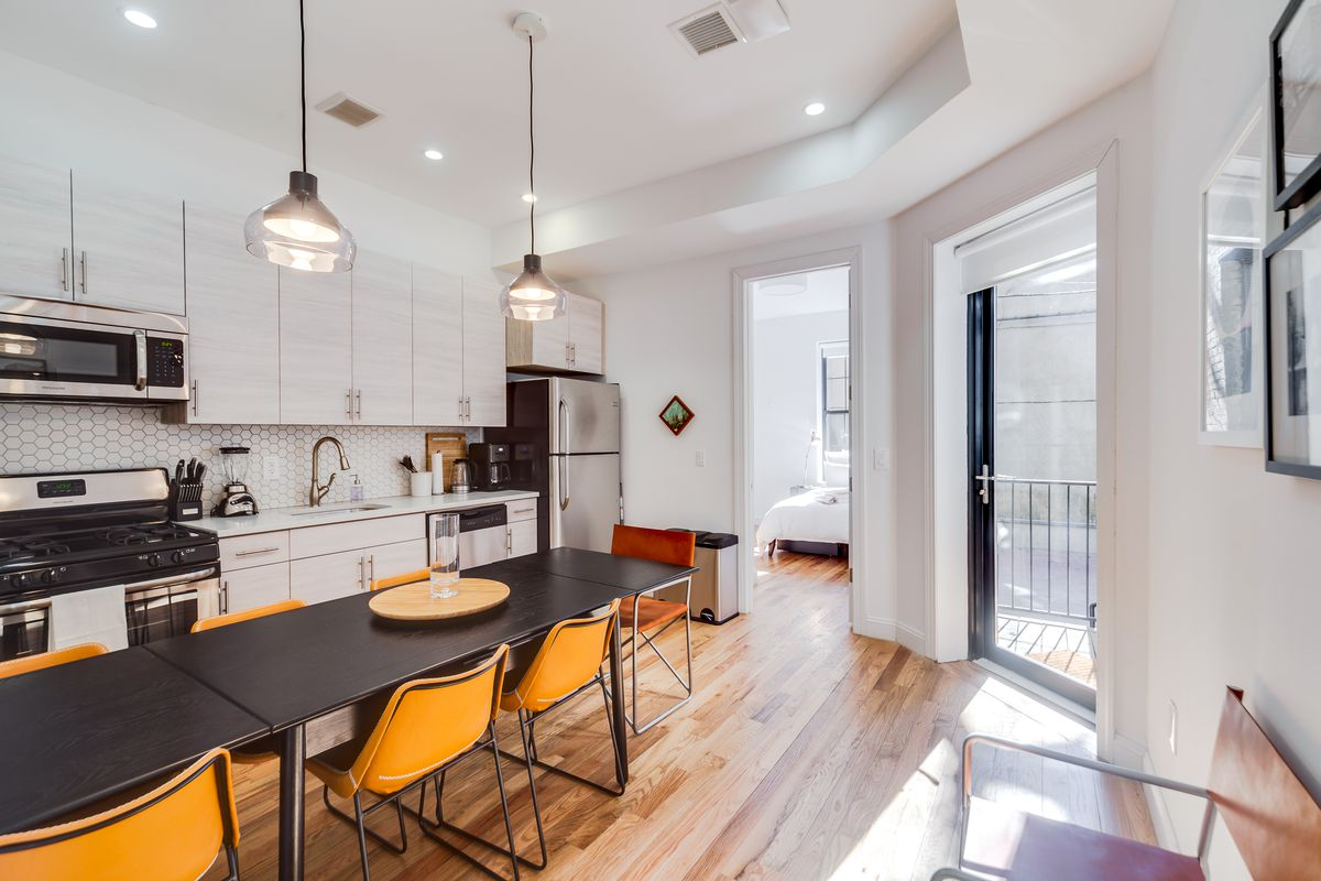 Co living startup common launches two more brooklyn - 2 bedroom apartments for rent in nyc 1200 ...