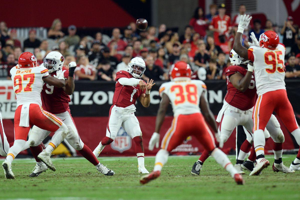 NFL: Kansas City Chiefs at Arizona Cardinals