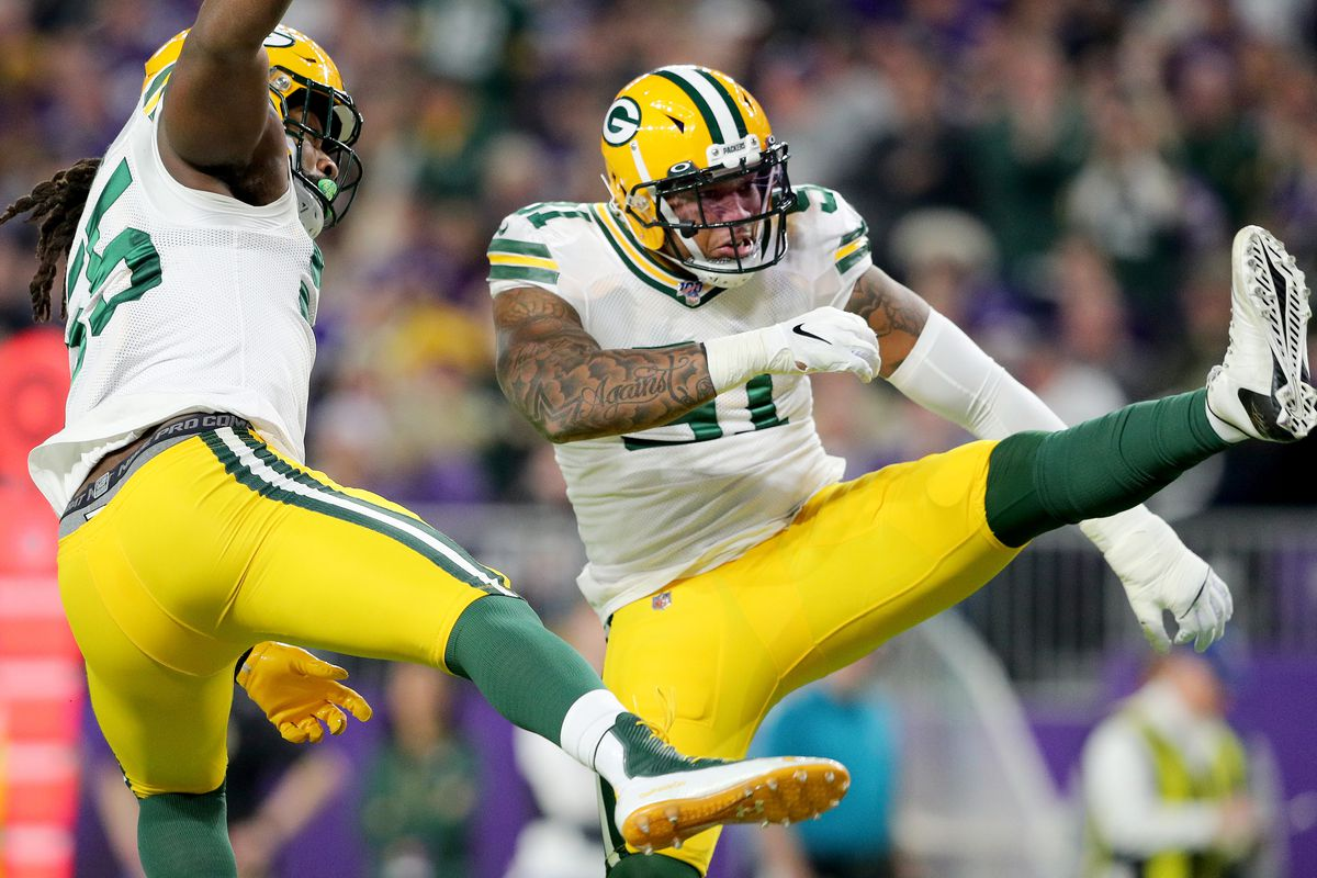 Packers' strong pass rush should be able to sustain success in 2020 - Acme Packing Company