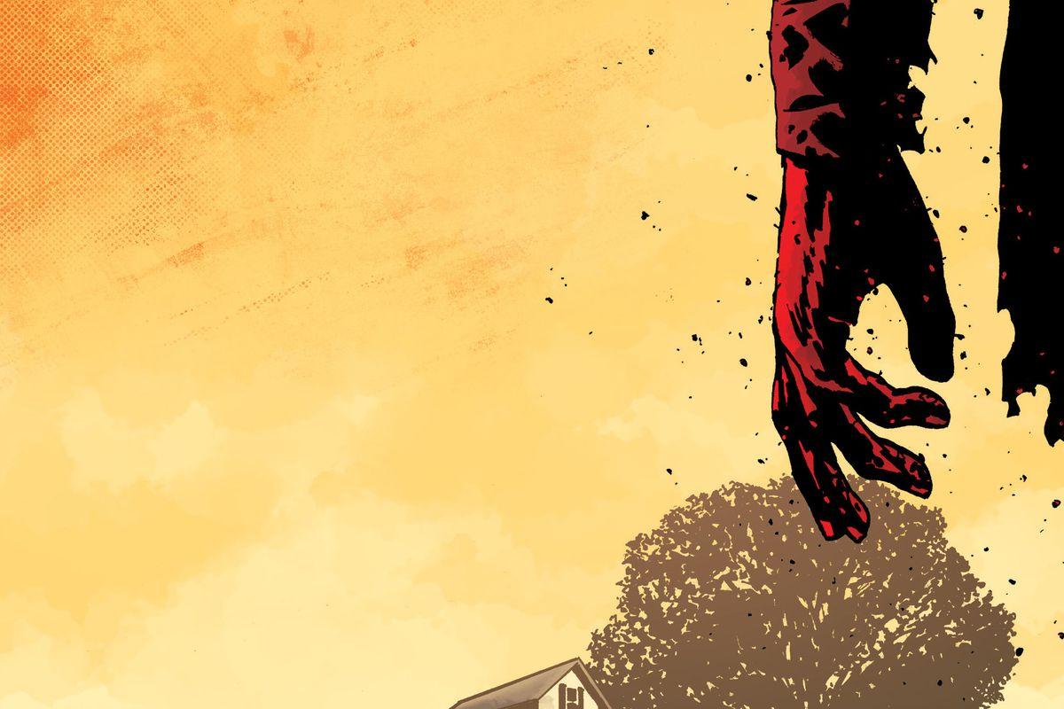 Comic-Con: Robert Kirkman explains abrupt ending of The Walking Dead