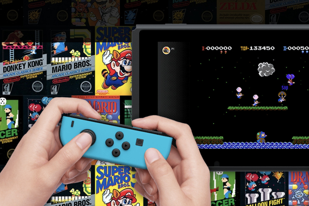 nintendo confirms cloud saves and nes launch titles for switch