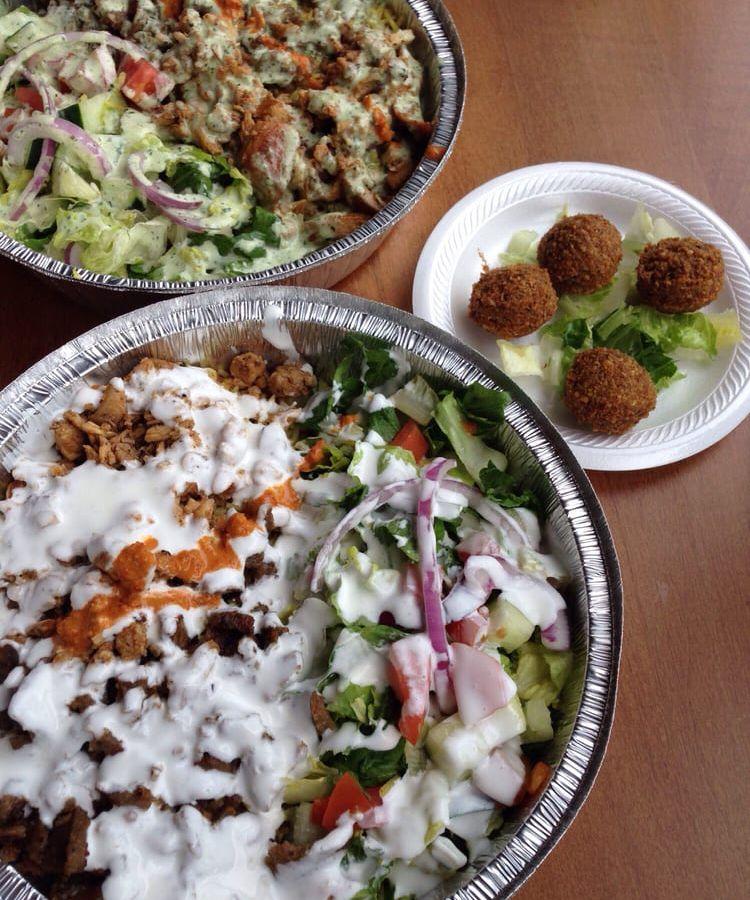 Halal Corner's combinations