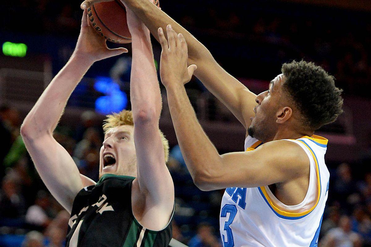 NCAA Basketball: Cal Poly SLO at UCLA