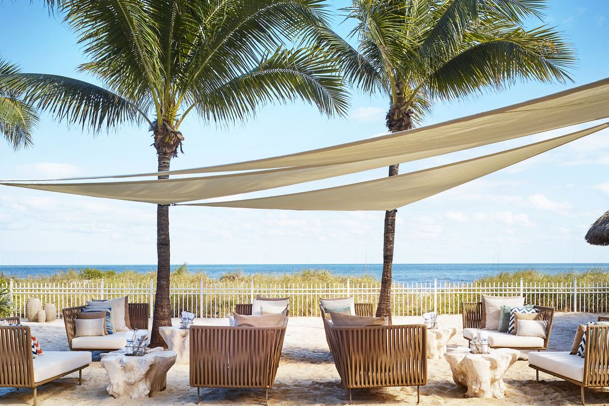 A View From The Ritz Carlton Key Biscayne Courtesy Of