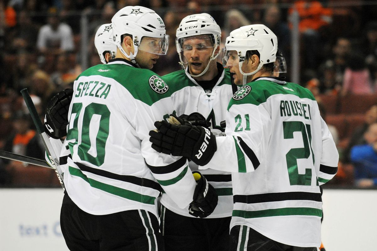 """""""I dunno, guys...maybe we should score a goal in the other net on this power play."""""""