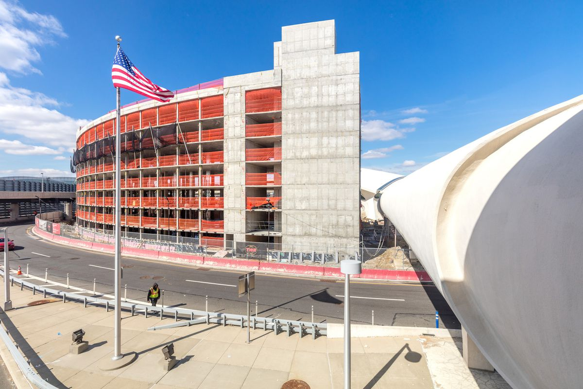 Have Easy Access To The Twa Hotel Via Airtrain As Well Through Saarinen Designed Penger S That Connect Directly Jfk Terminal 5