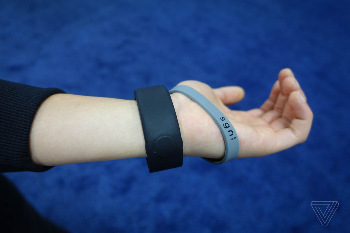 Sgnl Watchstrap Transmits Sound Through Your Fingertip For Private Phone Calls