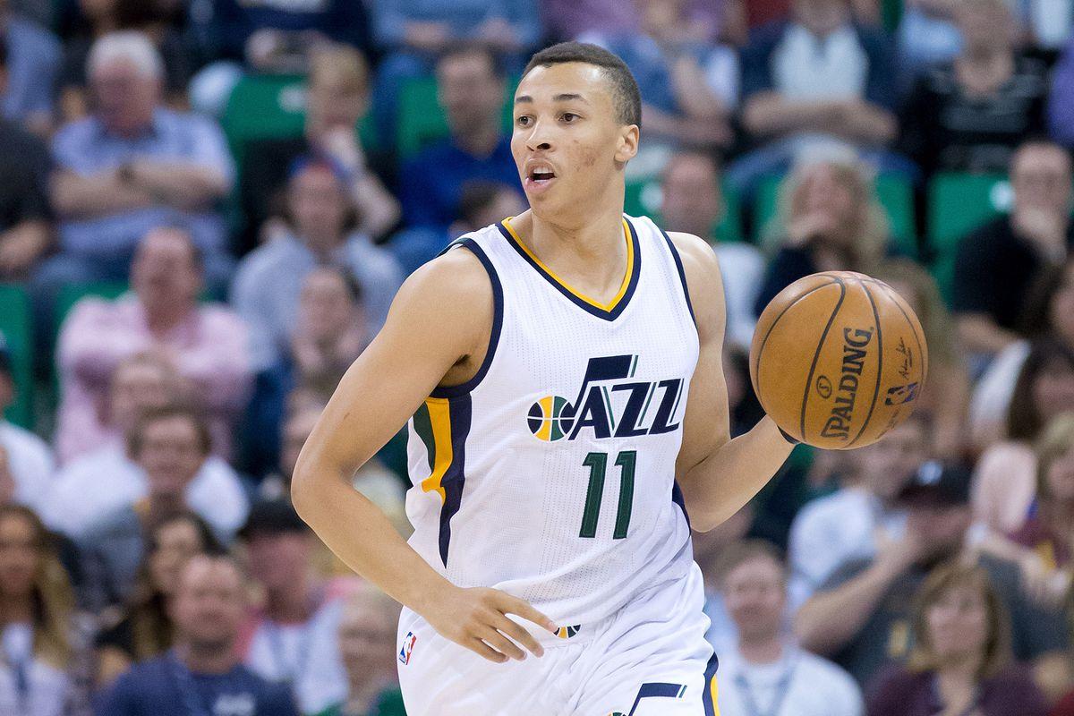 NBA: San Antonio Spurs at Utah Jazz