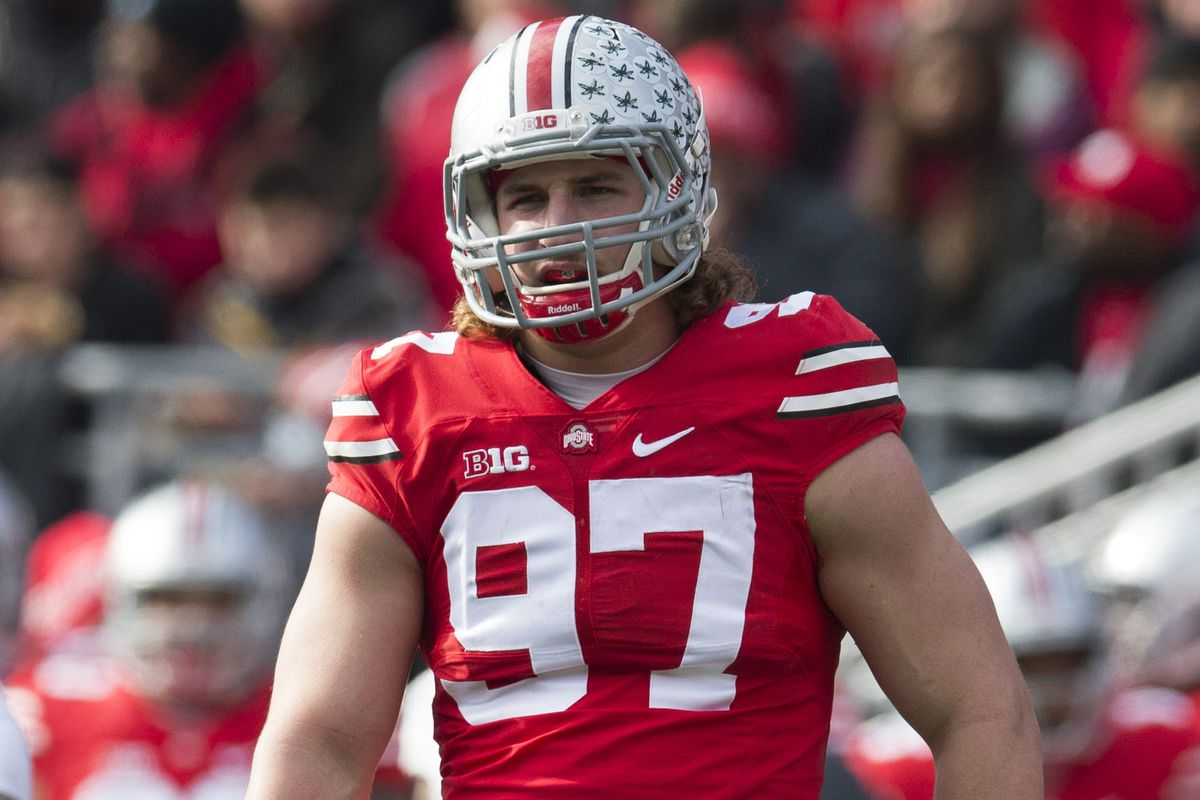 Joey Bosa has already gotten the attention of college football fans and is still looking for more.