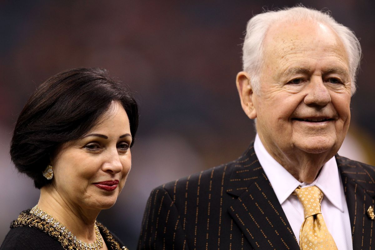 7d43a6140 New Orleans Pelicans have stable future ahead with Mrs. Gayle Benson at the  helm