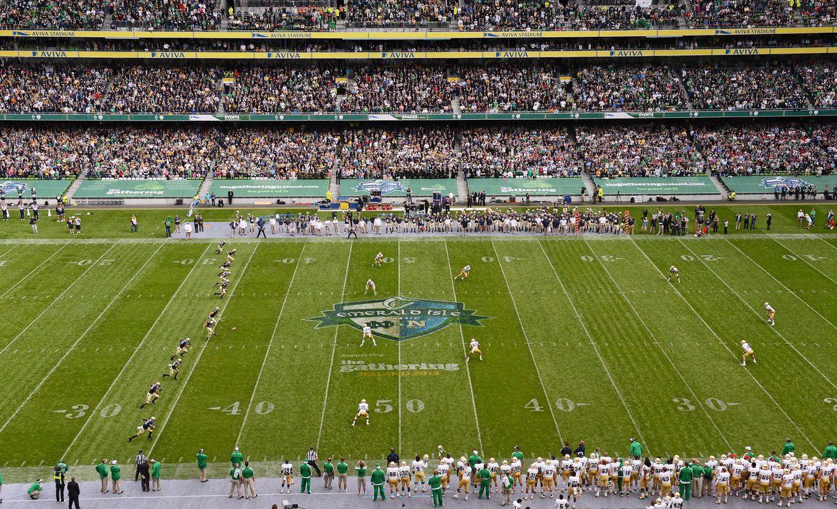 Retrospective - American Football in Ireland