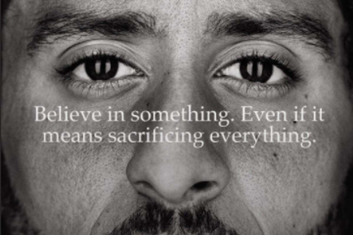 Nike's Kapernick ad