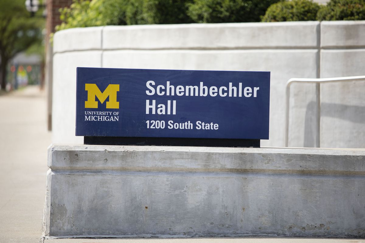 Former Michigan Football Players Speak To The Press About Sexual Abuse Scandal