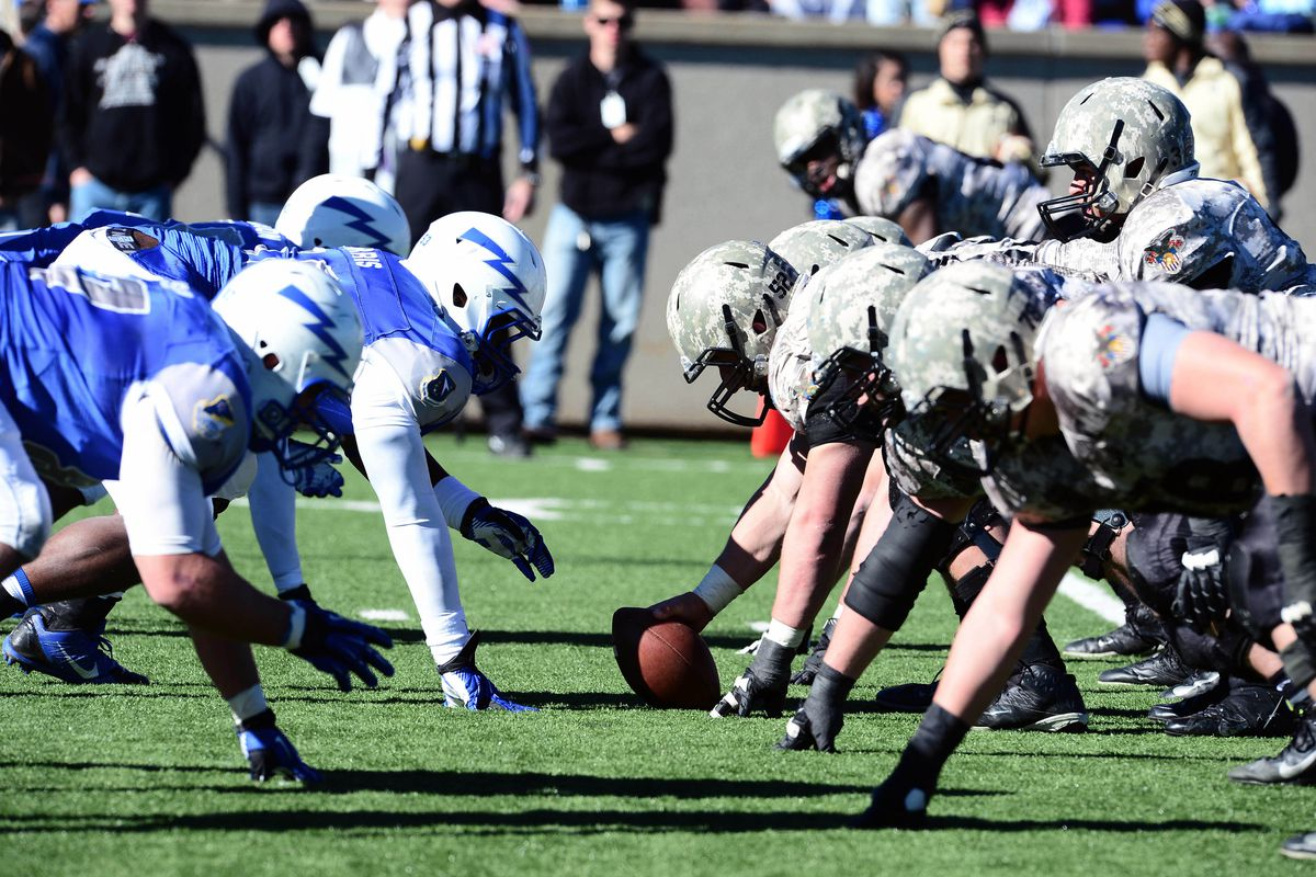 Army and Air Force will meet on the field this Saturday to help determine who will take home the Commander-in-Chief trophy.