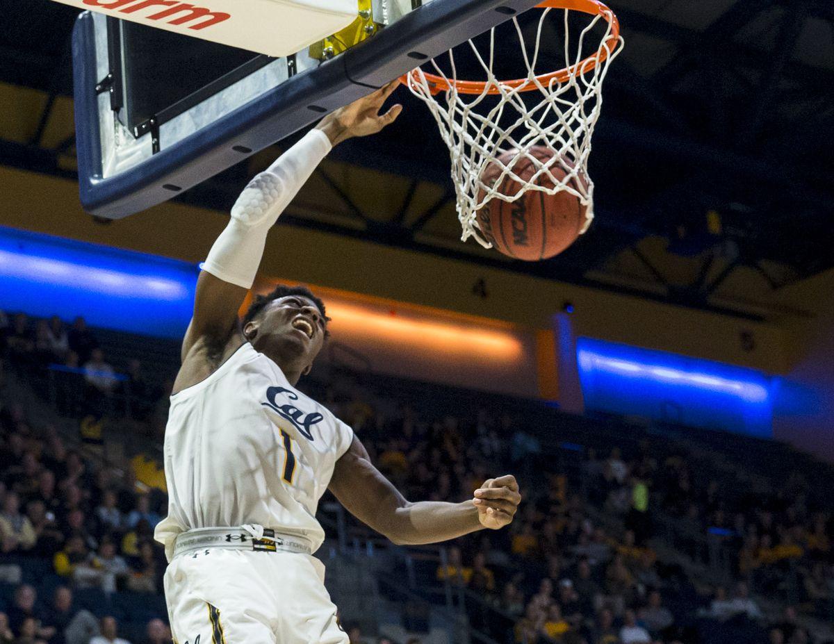 NCAA Basketball: Washington at California