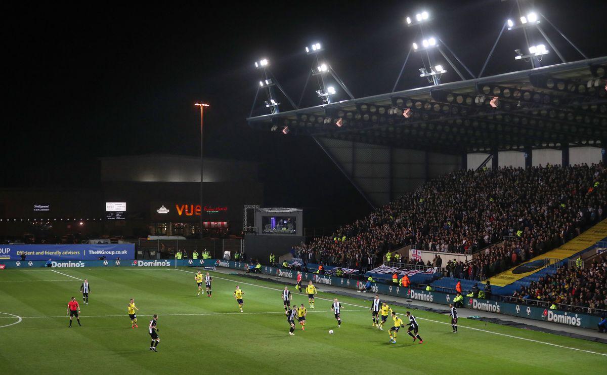 Oxford United v Newcastle United - FA Cup - Fourth Round - Replay - Kassam Stadium